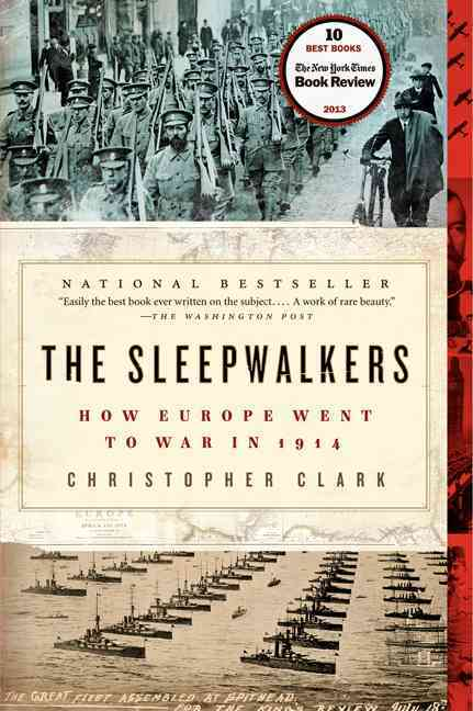 The Sleepwalkers By Clark, Christopher